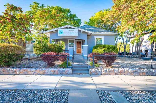 243 Stewart Street, Reno, NV 89501 (MLS #200014377) :: NVGemme Real Estate