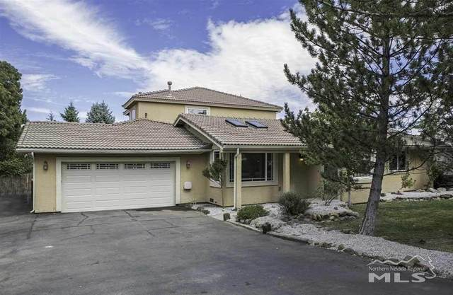 2035 Rock Haven Dr., Reno, NV 89511 (MLS #200014383) :: The Mike Wood Team