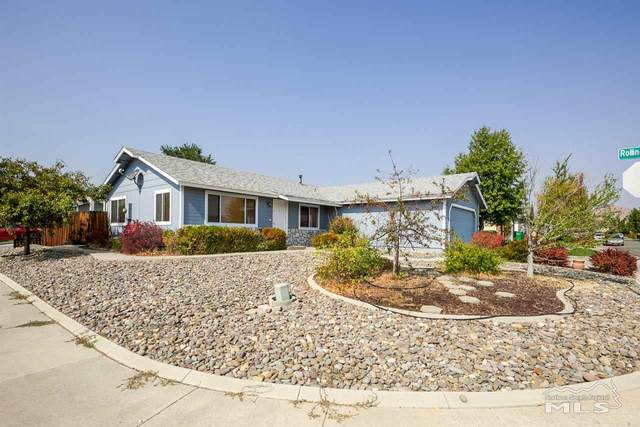 2464 Canter Way, Carson City, NV 89701 (MLS #200014387) :: The Mike Wood Team
