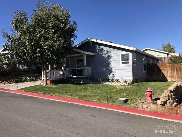 633 Diamond O Drive, Reno, NV 89506 (MLS #200014394) :: Vaulet Group Real Estate