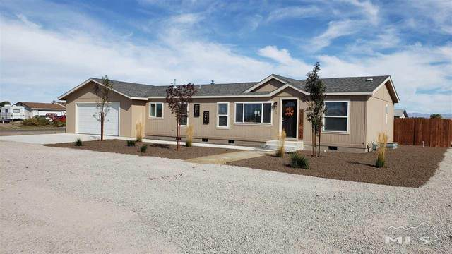 2445 Dalila, Fallon, NV 89406 (MLS #200014405) :: Craig Team Realty