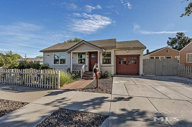 580 Claremont, Reno, NV 89502 (MLS #200014414) :: The Mike Wood Team