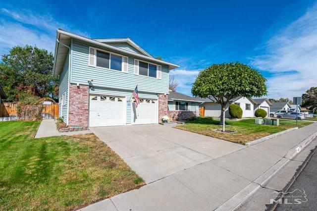 1038 O Callaghan Dr., Sparks, NV 89434 (MLS #200014419) :: NVGemme Real Estate