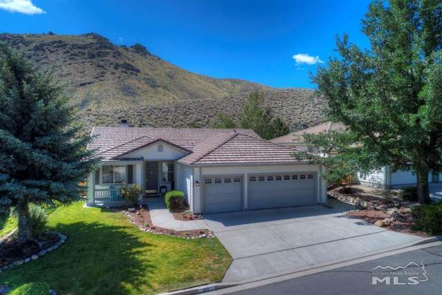 193 Sussex Place, Carson City, NV 89703 (MLS #200014421) :: NVGemme Real Estate