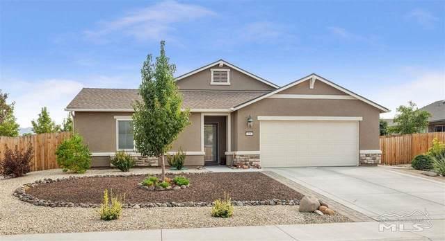 105 Deerfield Road, Dayton, NV 89403 (MLS #200014422) :: NVGemme Real Estate