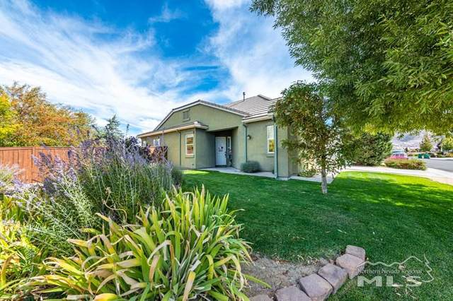 2101 Hazelcrest Drive, Reno, NV 89521 (MLS #200014431) :: The Mike Wood Team