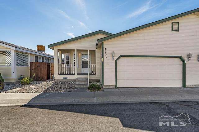 1133 Partridge Drive, Carson City, NV 89701 (MLS #200014436) :: NVGemme Real Estate