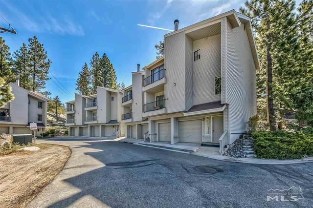 151 Palisades 8/H, Stateline, NV 89449 (MLS #200014437) :: Vaulet Group Real Estate