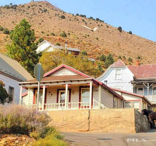 108 S A Street, Virginia City, NV 89440 (MLS #200014440) :: Ferrari-Lund Real Estate