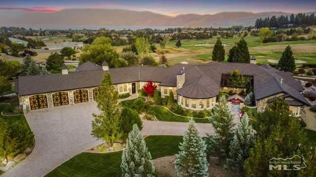 6 Silver Saddle Ct, Washoe Valley, NV 89704 (MLS #200014443) :: Vaulet Group Real Estate
