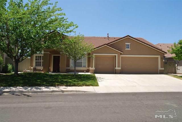 1125 El Campo Court, Reno, NV 89521 (MLS #200014455) :: Vaulet Group Real Estate