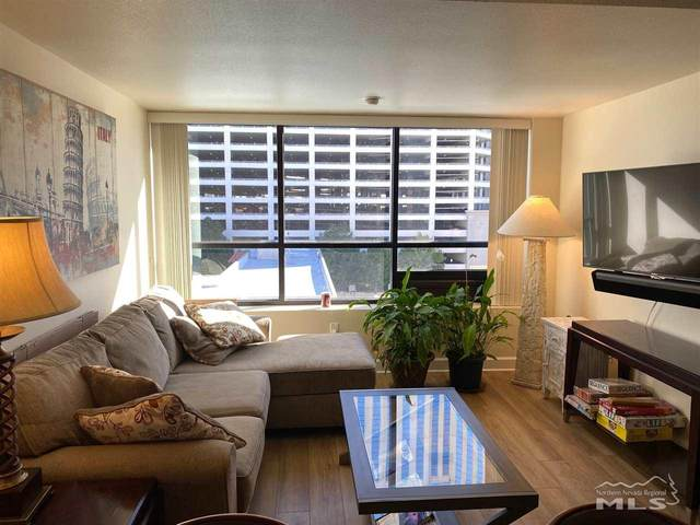 450 N Arlington Ave #704, Reno, NV 89503 (MLS #200014465) :: Vaulet Group Real Estate