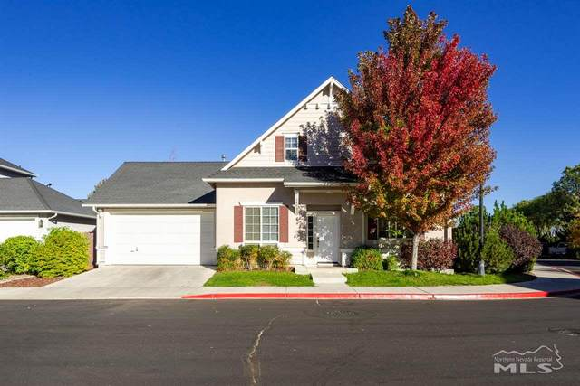 1641 W Minden Village Loop, Minden, NV 89423 (MLS #200014479) :: Chase International Real Estate