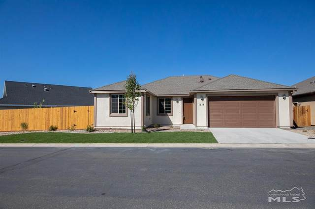 739 E Cottage Loop #42, Gardnerville, NV 89460 (MLS #200014487) :: Theresa Nelson Real Estate