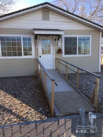 210 E Front St, Fallon, NV 89406 (MLS #200014489) :: Chase International Real Estate