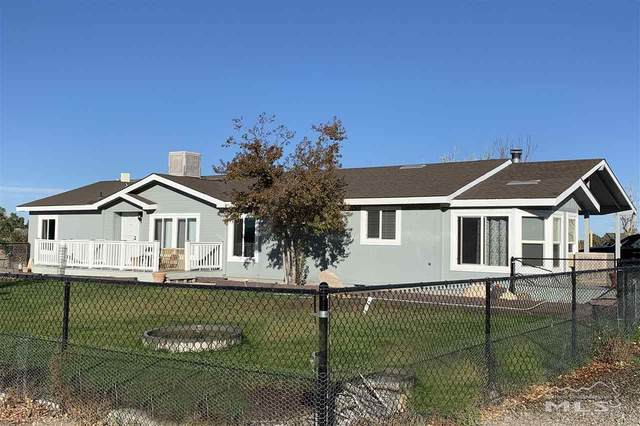 44 Peeples, Yerington, NV 89447 (MLS #200014515) :: The Mike Wood Team