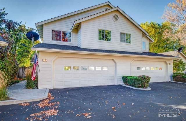 1179 Cottonwood St #10, Gardnerville, NV 89410 (MLS #200014516) :: Vaulet Group Real Estate