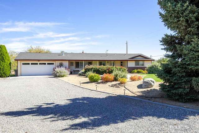 1155 Centerville, Gardnerville, NV 89460 (MLS #200014517) :: Chase International Real Estate