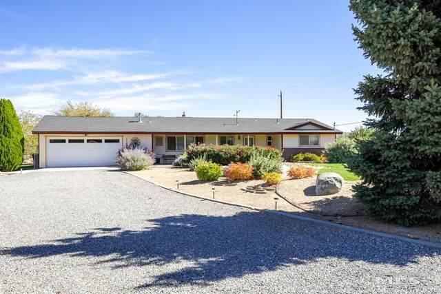 1155 Centerville, Gardnerville, NV 89460 (MLS #200014517) :: Theresa Nelson Real Estate