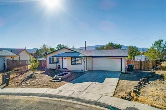 812 Brandy Ct, Dayton, NV 89403 (MLS #200014524) :: NVGemme Real Estate