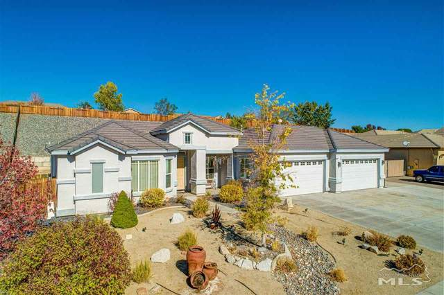 514 Crabapple, Dayton, NV 89403 (MLS #200014536) :: The Mike Wood Team