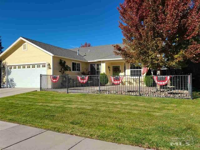 1308 Windsor Court, Gardnerville, NV 89410 (MLS #200014541) :: Vaulet Group Real Estate