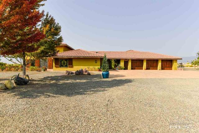 1770 Sunrise Pass, Minden, NV 89423 (MLS #200014550) :: Theresa Nelson Real Estate