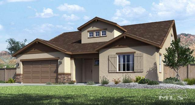 6178 Shango St Homesite 613, Sparks, NV 89436 (MLS #200014552) :: The Mike Wood Team