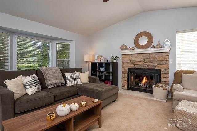 206 Thornwood Ct, Dayton, NV 89403 (MLS #200014562) :: NVGemme Real Estate