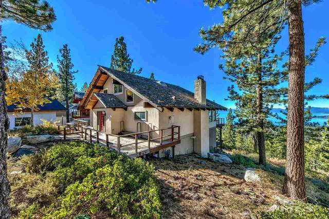 1508 Tirol Dr, Incline Village, NV 89451 (MLS #200014568) :: Chase International Real Estate