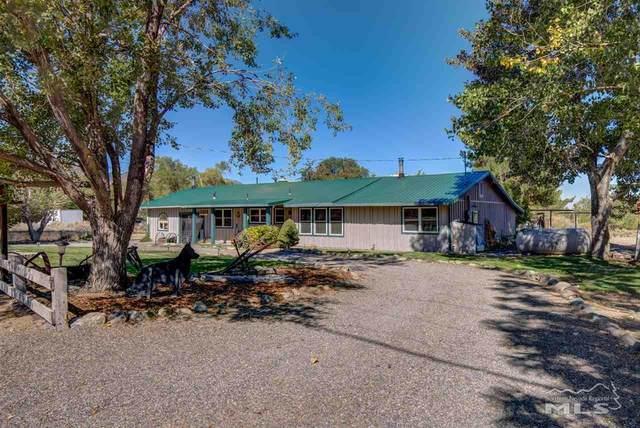 632 Meadow, Walker, Ca, CA 96107 (MLS #200014578) :: NVGemme Real Estate