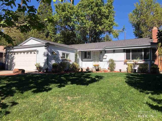 1901 Elmcrest Drive, Reno, NV 89503 (MLS #200014582) :: Vaulet Group Real Estate