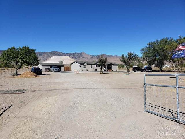 7056 Us Highway 50 E, Dayton, NV 89403 (MLS #200014584) :: The Mike Wood Team