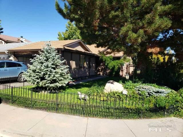 6825 Forsythia Way, Reno, NV 89506 (MLS #200014586) :: Chase International Real Estate