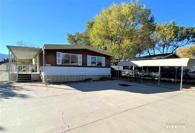 10 Riley Circle, Carson City, NV 89706 (MLS #200014636) :: Chase International Real Estate