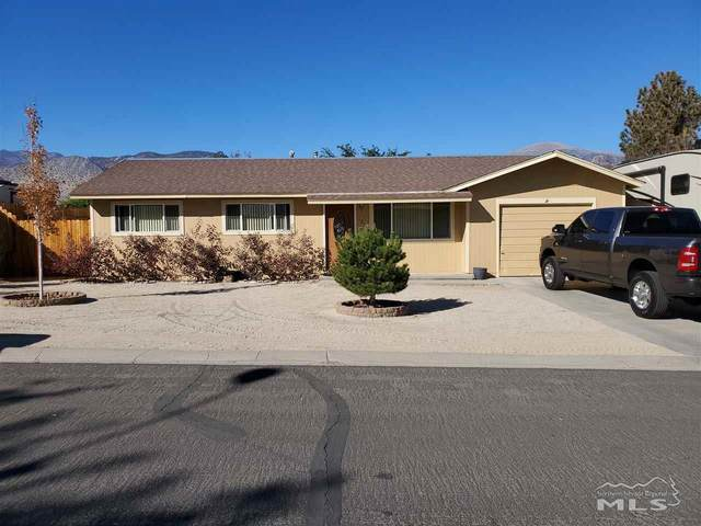 125 Candelaria, Hawthorne, NV 89415 (MLS #200014649) :: NVGemme Real Estate