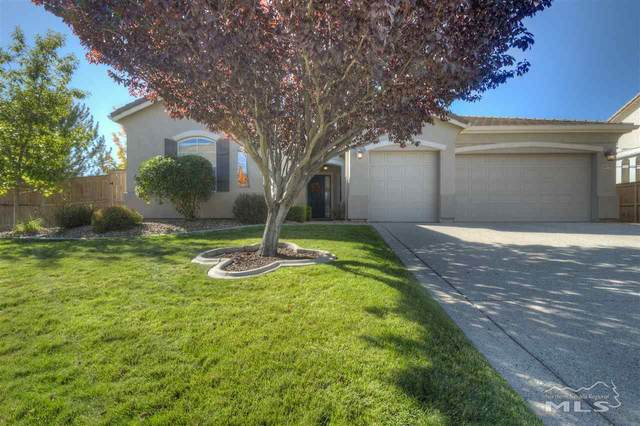 10795 Summer Glen Drive, Reno, NV 89521 (MLS #200014650) :: The Mike Wood Team