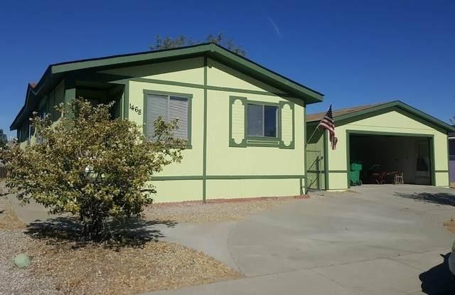 1468 Coronet Way, Carson City, NV 89701 (MLS #200014652) :: Chase International Real Estate