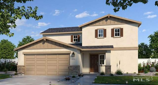 8853 Finnsech Dr Homesite 63, Reno, NV 89506 (MLS #200014654) :: The Mike Wood Team