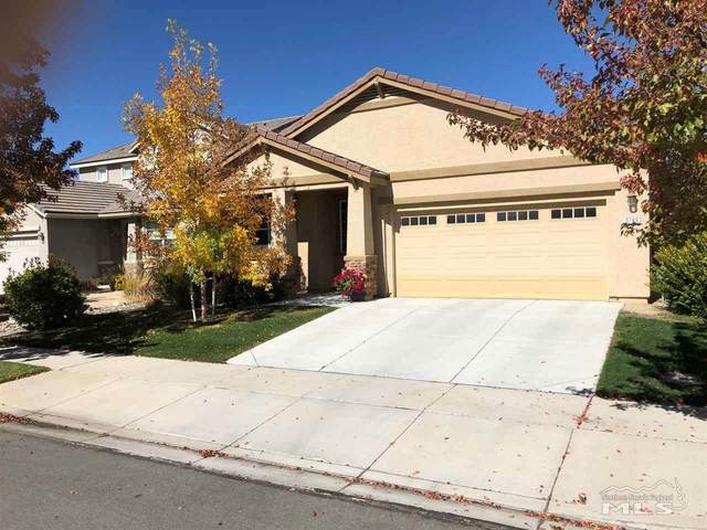 3746 Perseus Dr., Sparks, NV 89436 (MLS #200014659) :: The Craig Team