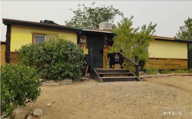 417 Feldspar Cir., Moundhouse, NV 89706 (MLS #200014678) :: NVGemme Real Estate