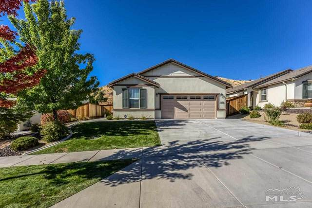 1585 W Del Webb Parkway, Reno, NV 89523 (MLS #200014679) :: Chase International Real Estate
