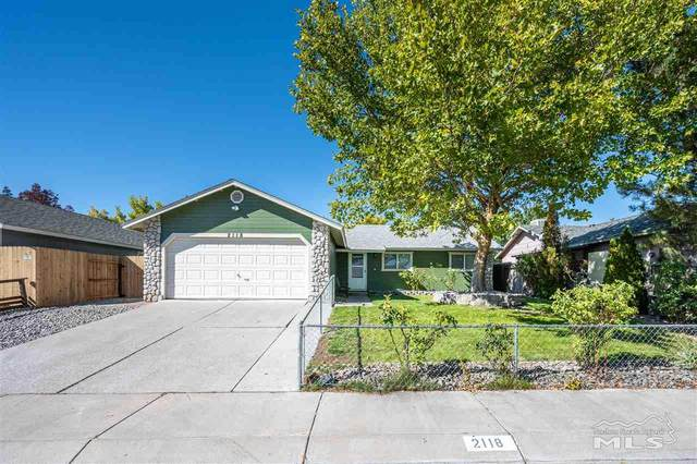 2118 Southridge, Carson City, NV 89706 (MLS #200014684) :: Ferrari-Lund Real Estate