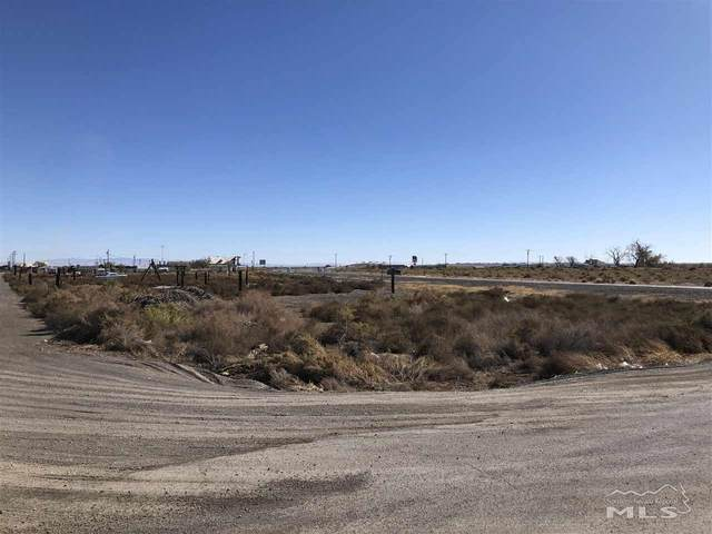 0 Nevada Street, Fallon, NV 89408 (MLS #200014705) :: Chase International Real Estate