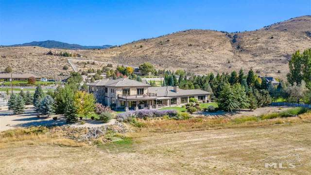 2800 Rhodes Rd., Reno, NV 89521 (MLS #200014712) :: Ferrari-Lund Real Estate