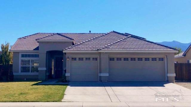 1347 Grassland Rd., Dayton, NV 89403 (MLS #200014718) :: Chase International Real Estate