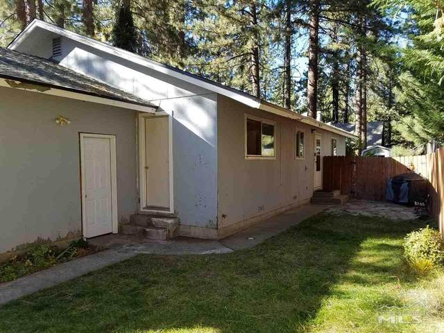 869 Placer Ave., South Lake Tahoe, CA 96150 (MLS #200014719) :: The Craig Team
