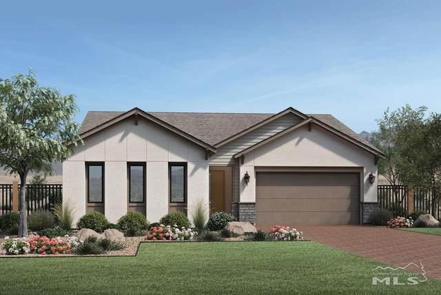 15032 Emerald Sunset Ln Homesite 87, Reno, NV 89521 (MLS #200014724) :: Vaulet Group Real Estate