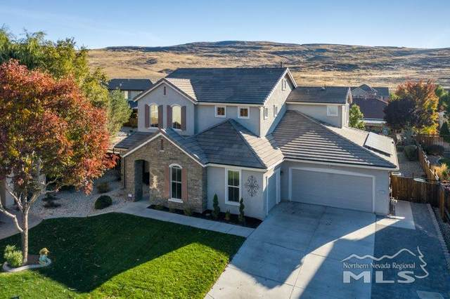 4370 Jacob Patrick Ct, Sparks, NV 89436 (MLS #200014731) :: The Craig Team