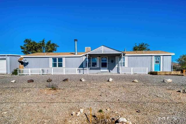 8010 Cheyenne Trail, Stagecoach, NV 89529 (MLS #200014740) :: The Craig Team